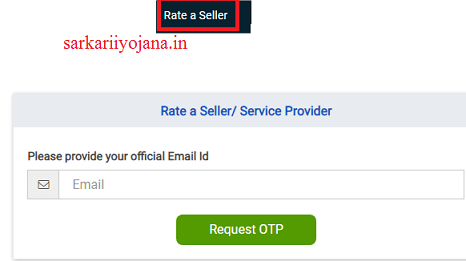 Rate a Seller
