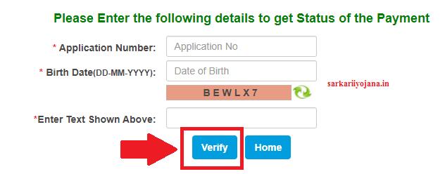 DL verify payment status min